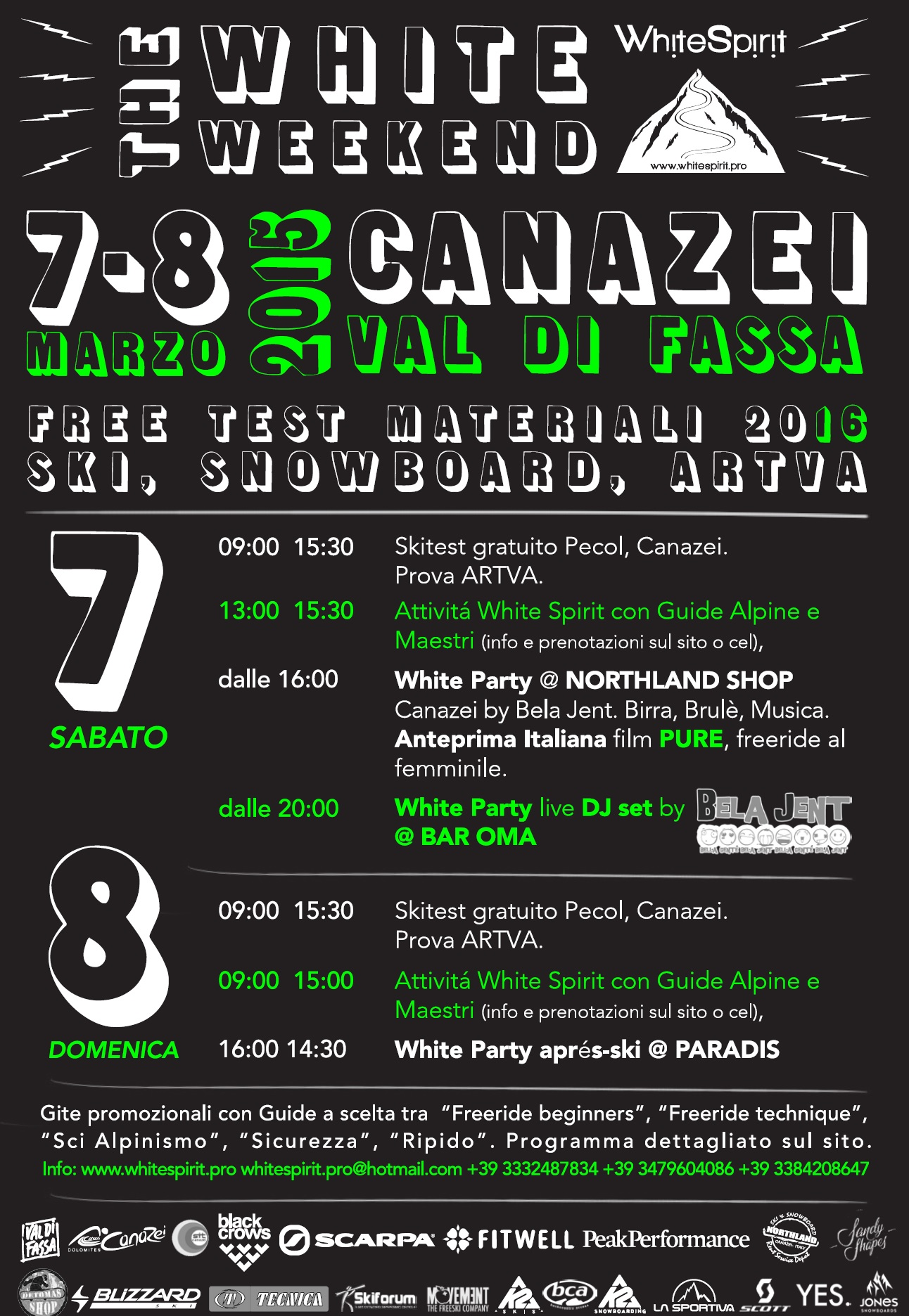 white weekend 2015